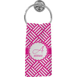 Square Weave Hand Towel - Full Print (Personalized)