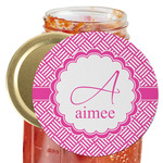Square Weave Jar Opener (Personalized)