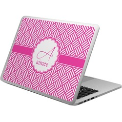 Square Weave Laptop Skin - Custom Sized (Personalized)