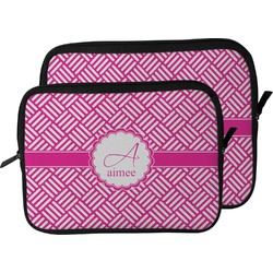 Square Weave Laptop Sleeve / Case (Personalized)