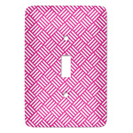 Hashtag Light Switch Covers - Multiple Toggle Options Available (Personalized)