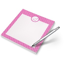Square Weave Notepad (Personalized)