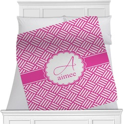Hashtag Minky Blanket (Personalized)