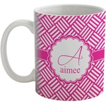 Square Weave Coffee Mug (Personalized)