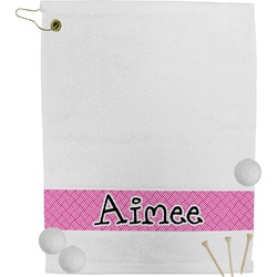 Hashtag Golf Towel (Personalized)
