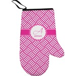 Hashtag Right Oven Mitt (Personalized)