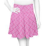 Square Weave Skater Skirt (Personalized)