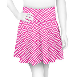 Square Weave Skater Skirt (Personalized)