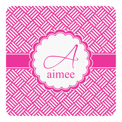 Hashtag Square Decal - Medium (Personalized)