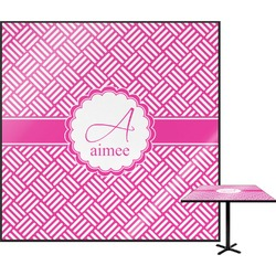 Hashtag Square Table Top (Personalized)
