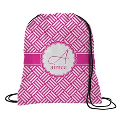 Hashtag Drawstring Backpack (Personalized)