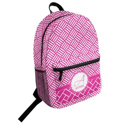 Hashtag Student Backpack (Personalized)