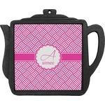 Hashtag Teapot Trivet (Personalized)