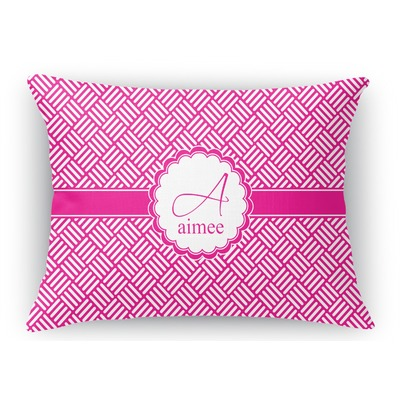 Rectangular Throw Pillow Dimensions : Hashtag Rectangular Throw Pillow (Personalized) - YouCustomizeIt