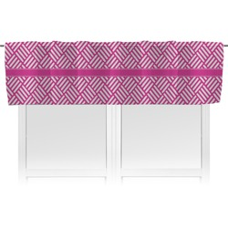 Square Weave Valance (Personalized)