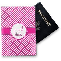 Hashtag Vinyl Passport Holder (Personalized)