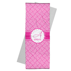 Hashtag Yoga Mat Towel (Personalized)