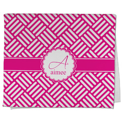 Square Weave Kitchen Towel - Full Print (Personalized)
