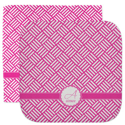 Square Weave Facecloth / Wash Cloth (Personalized)