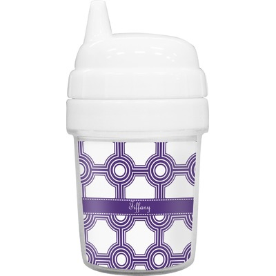 Connected Circles Baby Sippy Cup (Personalized)