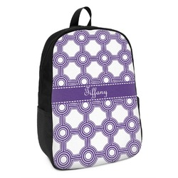 Connected Circles Kids Backpack (Personalized)
