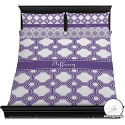 Connected Circles Duvet Covers (Personalized)