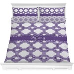 Connected Circles Comforters (Personalized)