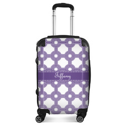 Connected Circles Suitcase (Personalized)