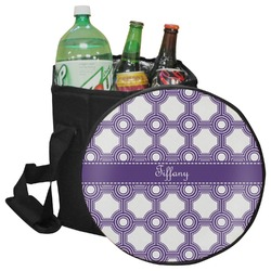 Connected Circles Collapsible Cooler & Seat (Personalized)