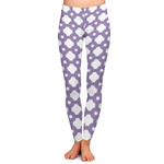 Connected Circles Ladies Leggings (Personalized)
