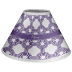 Connected Circles Coolie Lamp Shade (Personalized)