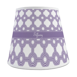 Connected Circles Empire Lamp Shade (Personalized)