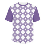Connected Circles Men's Crew T-Shirt (Personalized)