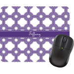 Connected Circles Mouse Pad (Personalized)