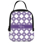 Connected Circles Neoprene Lunch Tote (Personalized)