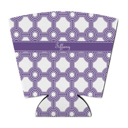 Connected Circles Party Cup Sleeve (Personalized)