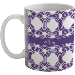 Connected Circles Coffee Mug (Personalized)