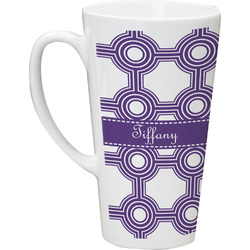 Connected Circles Latte Mug (Personalized)