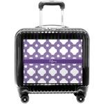 Connected Circles Pilot / Flight Suitcase (Personalized)
