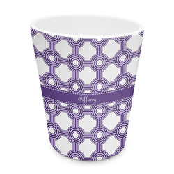 Connected Circles Plastic Tumbler 6oz (Personalized)