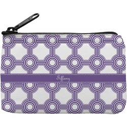 Connected Circles Rectangular Coin Purse (Personalized)
