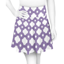 Connected Circles Skater Skirt (Personalized)
