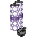 Connected Circles Stainless Steel Skinny Tumbler (Personalized)