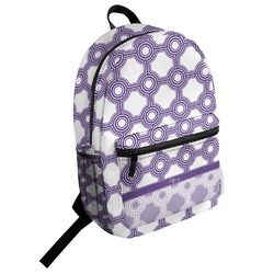 Connected Circles Student Backpack (Personalized)