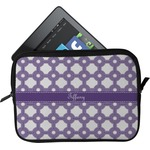 Connected Circles Tablet Case / Sleeve (Personalized)