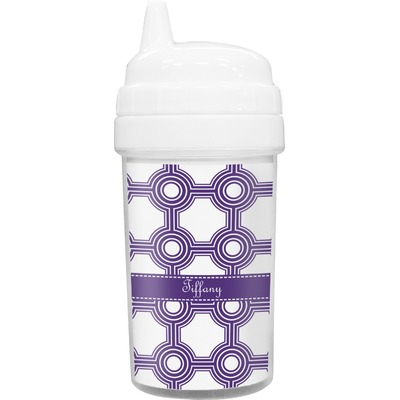 Connected Circles Toddler Sippy Cup (Personalized)