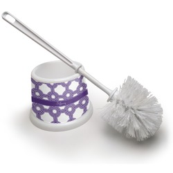 Connected Circles Toilet Brush (Personalized)