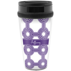 Connected Circles Travel Mugs (Personalized)