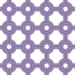 Connected Circles Wallpaper & Surface Covering