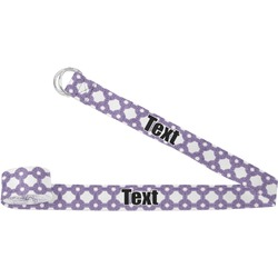 Connected Circles Yoga Strap (Personalized)
